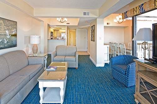 Grande Cayman Resort 3 Bedroom Oceanfront Penthouse Myrtle Beach Condos Vacation Rentals